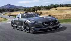 Mercedes Benz SLS GT3. Awesome!!
