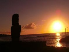 Chile, Planes and Easter island on Pinterest