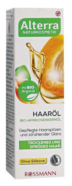 Alterra - Haaröl Bio-Aprikosenkernöl | rossmann.de