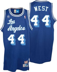 767eb9f736f Jerry West from Los Angeles Lakers Basketball Uniforms