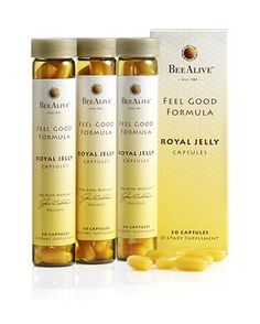 The Official BeeAlive eBUZZ! Blog: Which Form of Royal Jelly is Best For You?