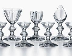 peças de cristal antigo de luxo - Baccarat