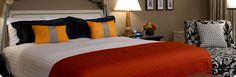 Hotel Monaco Alexandria Guestroom