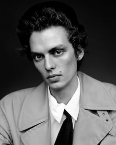Leon Dame for L'Uomo Vogue, photographed by... - Men in Fashion