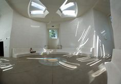 """Our research for sites to visit on our road trip led us to Charles Ross's """"Star Axis"""" which is not yet open to the public. He does have a completed project, the Dwan Light Sanctuary, a chapel on the campus of United World College in Montezuma, New Me Discover the best #Artistic shows in     NYC on https://www.artexperiencenyc.com"""