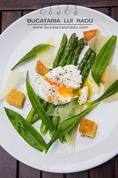 salata de leurda cruda