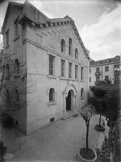 Shaare Tikva synagogue, Lisbon
