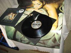 Sandra - Ten On One (The Singles) EU 1987 Lp near mint +Inner +Poster