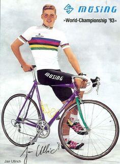 Jan Ullrich - World Road Champion 1993