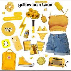 yellow as a teen. do you own converse? yellow as a teen. do you own converse? Billie Eilish, Yellow Converse, Teenager, Air Force 1, Follow Me, Baddies, Blue, Fashion, Yellow