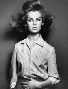 Jean Shrimpton   Jean Shrimpton made a major contribution to fashion
