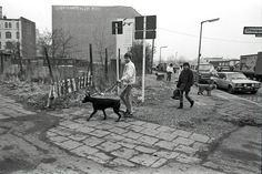 Stresemannstraße, Kreuzberg, 1986. Chris John Dewitt Chris John, Reunification, West Berlin, East Germany, No Time For Me, World War, Wwii, Places To Travel, Black And White