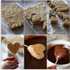 dessert for bridal shower