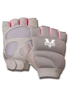 Valeo Women's Weighted Power Gloves (Gray, one Size) Reviews - http://goo.gl/WheeQo