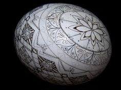 Ostrich Egg - Step 2 by *DaisyOdd on deviantART