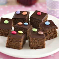 Great British Bake Off Recipe: Chocolate tray bake with dark chocolate icing - Food & Drink Recipes - handbag.com