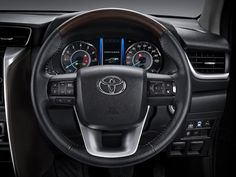 Toyota All New Fortuner - Steering-Wheel Type VRZ 4x4 AUTO2000