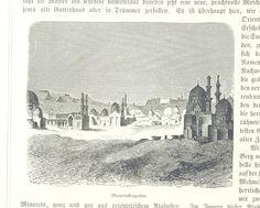 Image taken from page 46 of 'Auf biblischen Pfaden. Reisebilder aus Aegypten, Palästina, Syrien, Kleinasien, Griechenland und der Türkei. [With maps and illustrations.]' | by The British Library