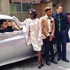 BTS | Love Lakeri Website Photoshoot for African Accessories | Love Lakeri