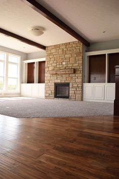 Room Half Wood Half Carpet Google Search Remodel Ideas