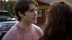 Jeremy Gilbert on The Vampire Diaries The Vampire Diaries Jeremy, Vampire Diaries The Originals, Stefan Salvatore, Paul Wesley, Nina Dobrev, Graveyard Girl, Steven Mcqueen, Daddy Issues, Cute Boys