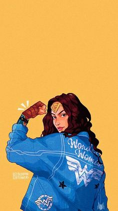 Gal Gadot Wonder Woman Corset Of Princess Diana In Leather Gal Gadot, Disney Wallpaper, Iphone Wallpaper, Princesse Disney Swag, Art Et Design, Wonder Woman Art, Wonder Women, Feminist Art, Girls Be Like