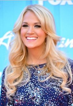 long+hair+with+curls+carey+underwood | Chic Custom Carrie Underwood Hairstyle Long Curly Lace Front ... | Wi ...