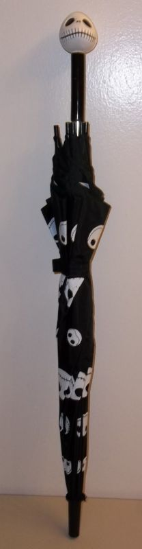 Nightmare Before Christmas Jack Skellington Umbrella.... SOOO WANT THIS!!