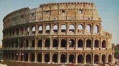 Antiikin Rooman ytimessä kohosi mahtava Colosseumin amfiteatteri. 50 000 hengen katsomot olivat yleensä täynnä kun roomalaiset kävivät katsomassa verisiä taistelunäytöksiä eksoottisten eläinten, tu...