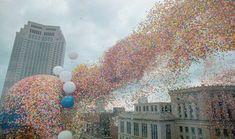 Šta se desi kada pustite u isto vreme 1.5 MILIONA balona? Tragedija!
