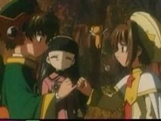Card Captor Sakura - There she goes