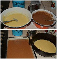 """Самый лёгкий в приготовлении и безумно вкусный торт """"Развалины"""""""