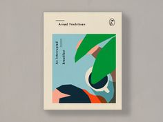 Anna Kovecses. Cover design for An Interrupted Breakfast.