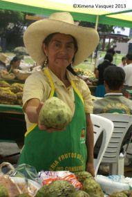 Ecoferia Frutos de la Tierra 2013 | Yo Compro En El Mercado de Productores Farmers Market, Panama Hat, Shopping, Earth, Farmers Market Display, Farmers' Market, Panama