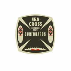 SEA CROSS SURFBOARDS: 60' Burbank, California