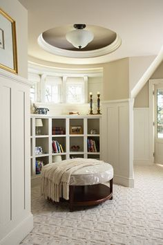 Classic Chic Home: Benjamin Moore's Best Beige Paint Colours Part 2.  Manchester tan.  Looks too light