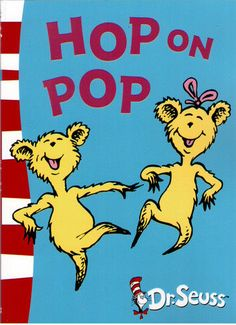 Hop on Pop by Dr. Seuss - NEW