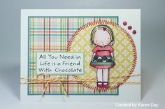 Favorite Finds Card - Karen Day