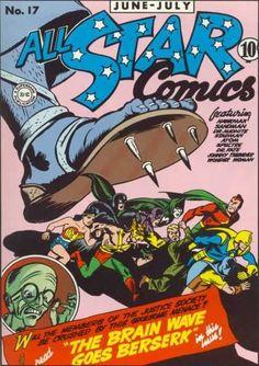All Star Comics 17