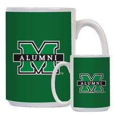 Product Marshall University Alumni Ceramic Coffee Mug