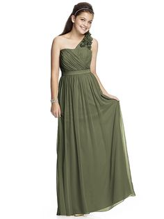 Kirsten Junior Bridesmaid Dress JR526 http://www.dessy.com/dresses/junior-bridesmaid/jr526/