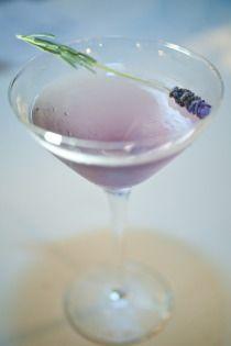 Light Lavender Drink