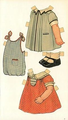 Dorothy Clothes * 1500 free paper dolls at Arielle Gabriel's The International Paper Doll Society for paper doll pals at Pinterest, thanks to all of you..! *