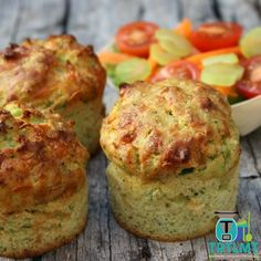 Join us  Today's recipe, Cheesey Broccoli Muffins, comes from my Ready. Steady. Lunch! mini cookbook and was part of our