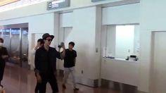 CNBLUE羽田空港到着!