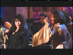 Baby I Love You  - The Ronettes (feat Ronnie Spector) (2007) (Live) [Rock and Roll Hall of Fame Inductions] {YouTube}