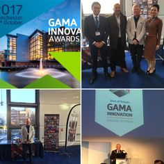 Wake Drinks proudly attended the 2017 Gama Innovation Awards for FMCG held in Manchester today.  Some really innovative products were showcased together with some very informative speaker/presentations, well done to Cesar and Team Gama !! Leila McKenzie Cesar Pereira Sandun Dambawinna Jim James 金宝 Ana Carbonell MBA Gama Consumer