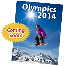 It's on the way - @Unit Studies by Amanda Bennett the brand new Olympics 2014 Unit Study for grades K-12, a 4-week learning adventure!