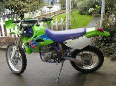 Kawasaki KLX 650 R 1995