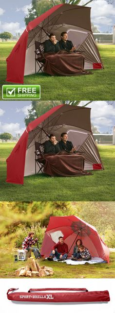 Canopies and Shelters 179011 Super-Brella Beach Umbrella Rain Shelter Sun Tent Large Canopy Sideway Wind Blue BUY IT NOW ONLY $50.39 | Pinterest | Rain ... & Canopies and Shelters 179011: Super-Brella Beach Umbrella Rain ...
